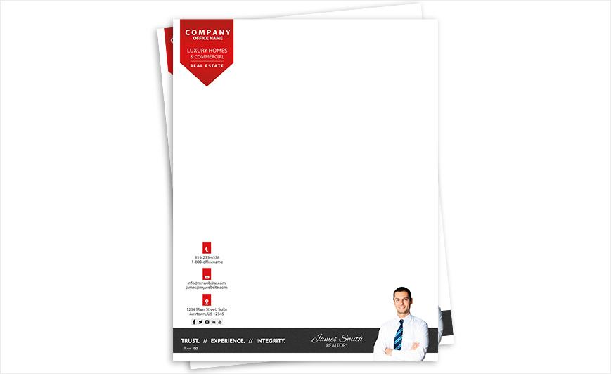 Remax Letterheads | Remax Letterhead Templates, Remax Letterhead designs, Remax Letterhead Printing, Remax Letterhead Ideas
