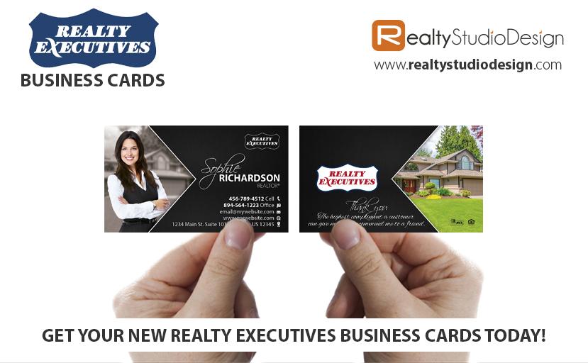 Realty Executives Card Printing, Realty Executives Card Templates, Realty Executives Card Designs, Realty Executives Card Ideas, Realty Executives Card