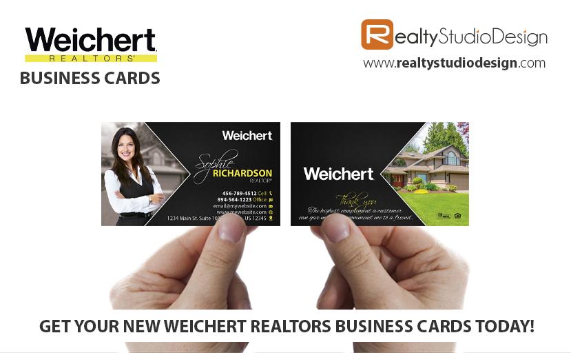 Weichert Business Cards, Weichert Realtor Business Cards, Weichert Agent Business Cards, Weichert Broker Business Cards, Weichert Office Business Cards