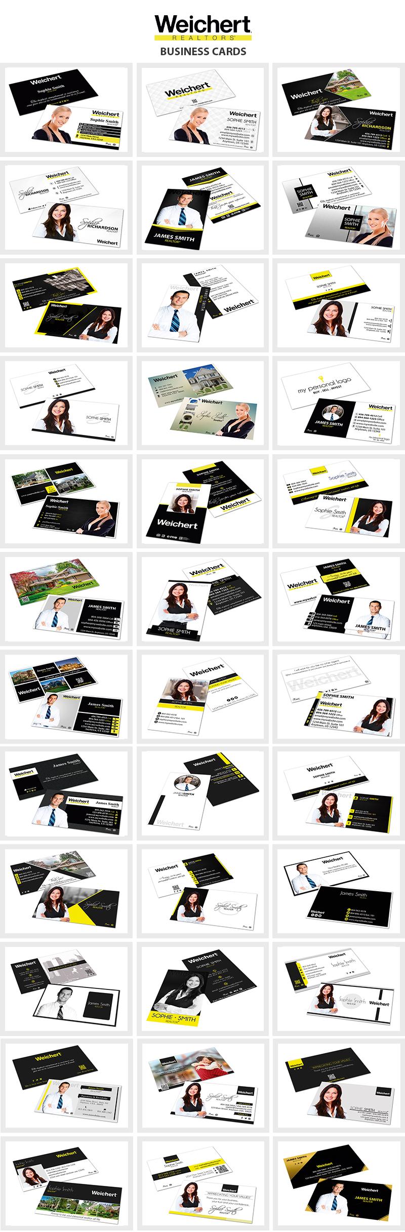 Weichert Realtors Card Templates   Weichert Realtors Cards, Modern Weichert Realtors Cards, Weichert Realtors Card Ideas, Weichert Realtors Card Printing