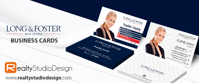 Long and Foster Business Cards, Long and Foster Business Card Printing, Long and Foster Business Card Templates, Long and Foster Business Card Designs, Long and Foster Business Card Ideas