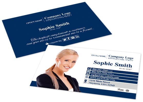 Sothebys Realty Business Cards | Sothebys Realty Business Card Templates, Sothebys Realty Business Card designs, Sothebys Realty Business Card Printing